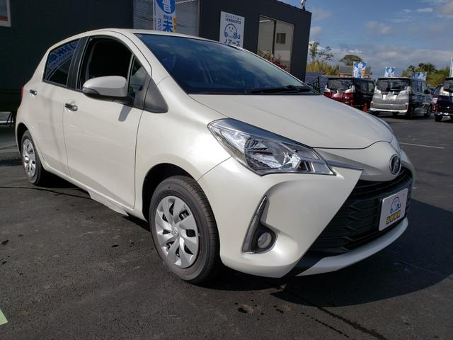 TOYOTA VITZ – 2018 F SAFETY EDITION II