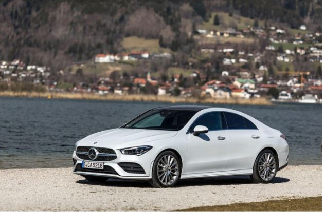 2019 Brand New Mercedes Benz Cla200 Amgline Premium Plus